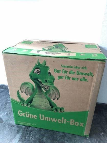 Grne-Umweltbox