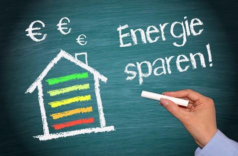 Energiesparen -  aber wie?