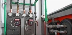 energieeffiziente Heizungsanlagen