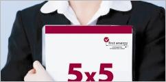 5x5 Effizienz-Konzept